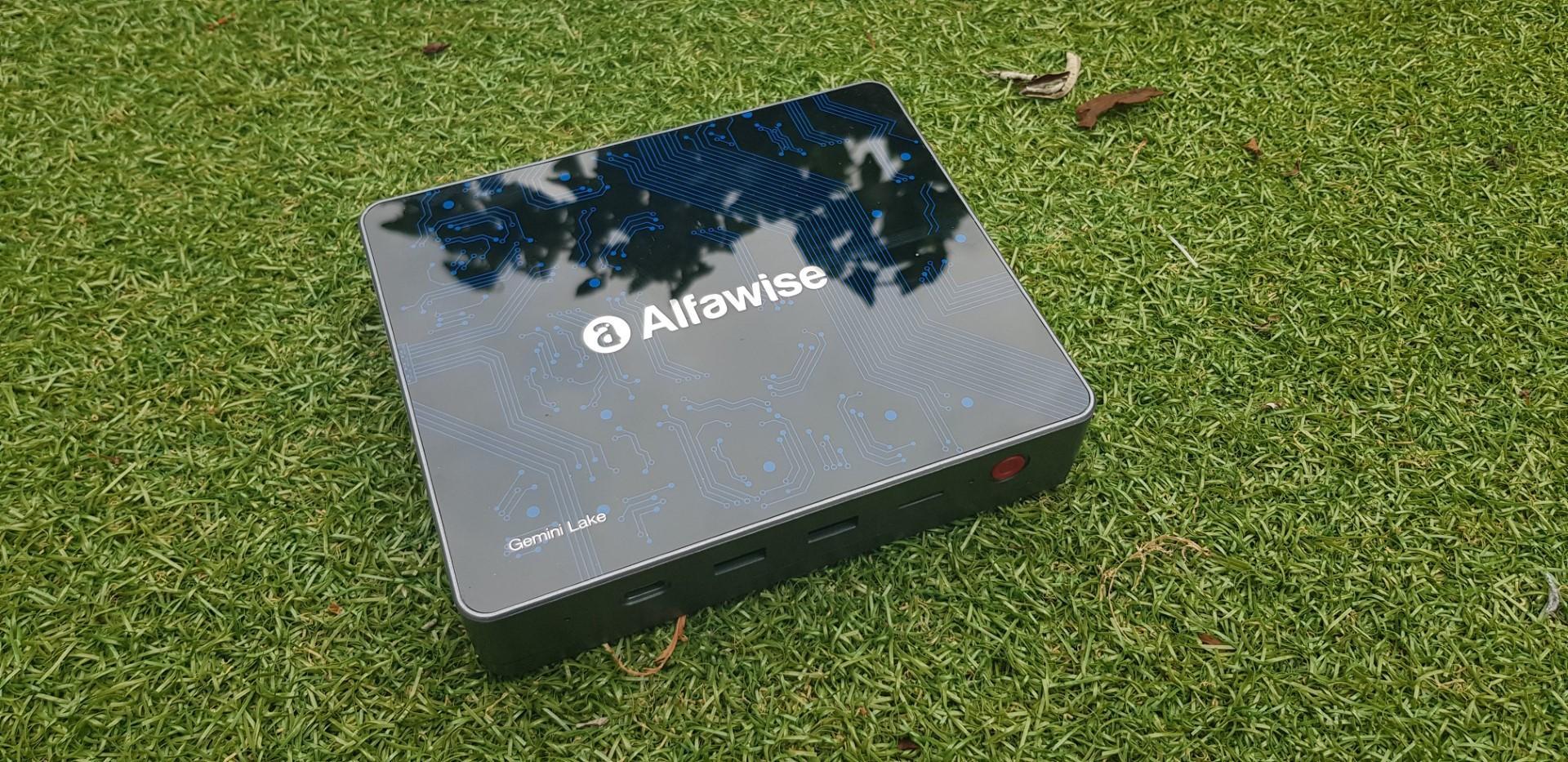 Alfawise T1 Mini PC Review