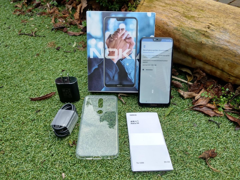 Nokia X6 (6.1) Review